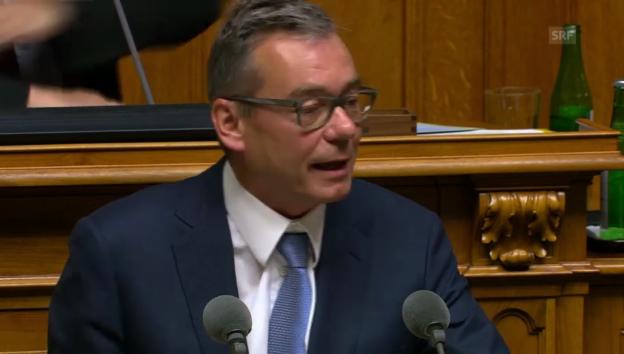Video «Nationalrat Noser: Problematik wird nur verschoben» abspielen