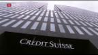 Video «Entschlackung des mittleren Managements bei der Credit Suisse» abspielen