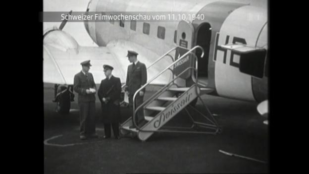 Video «Vom 11. Oktober 1940» abspielen