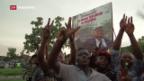 Video «Félix Tshisekedi – Kongos neuer Präsident» abspielen