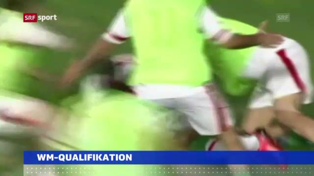 Trio sichert sich WM-Ticket
