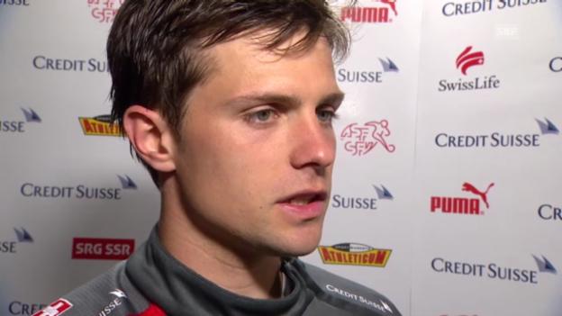 Video «Interview mit Valentin Stocker» abspielen