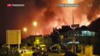 Video «Gefährliche Waldbrände in Südeuropa» abspielen