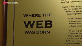 Video «25 Jahre Internet» abspielen