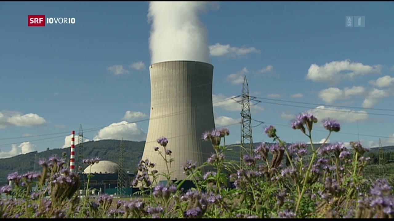 Atomkraftwerke und die Erdbebengefahr