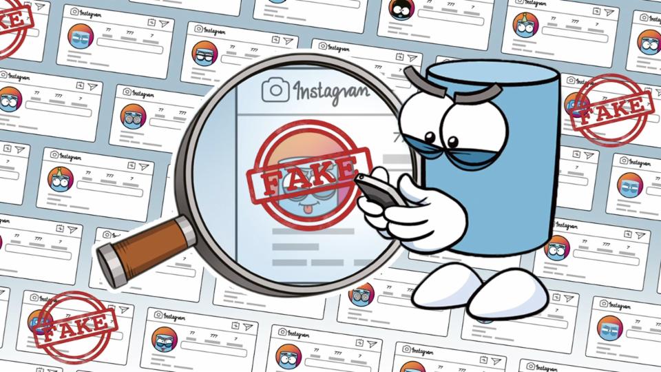 Fake-Identitäten im Netz