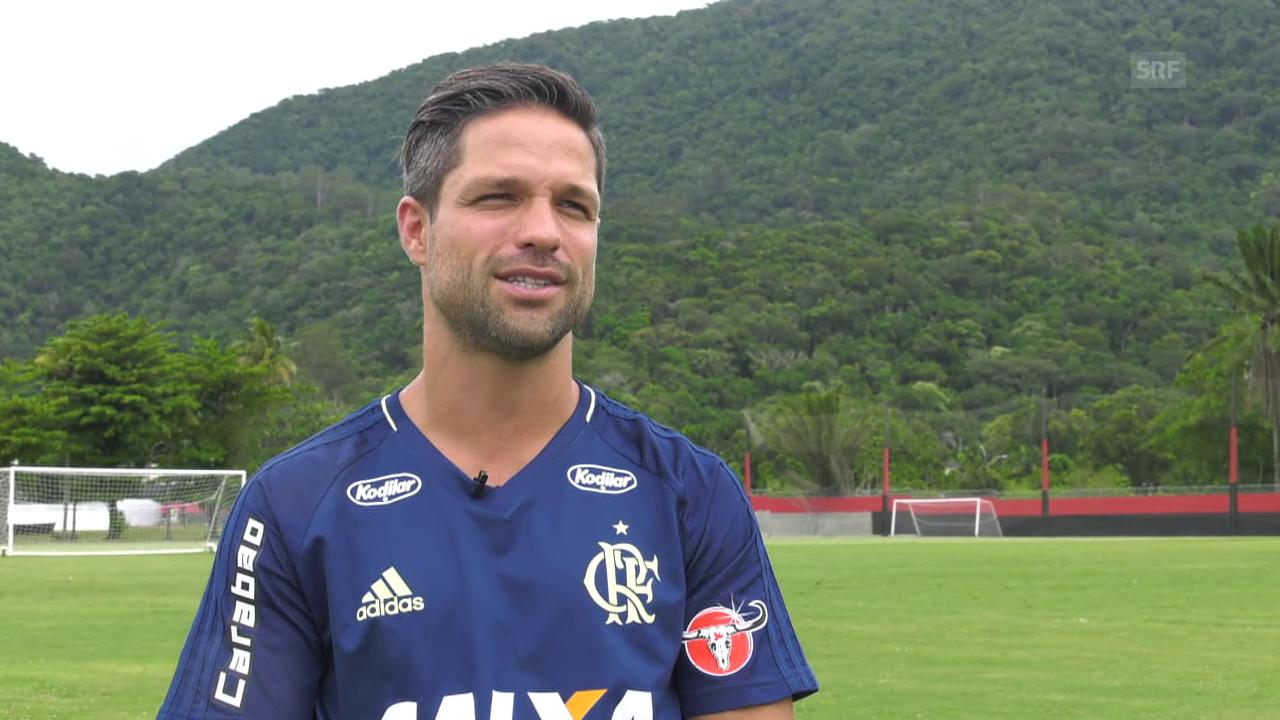 Ex-Mitspieler Diego über Rodriguez