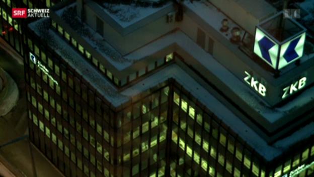 Video «Schweiz aktuell vom 20.12.2012» abspielen