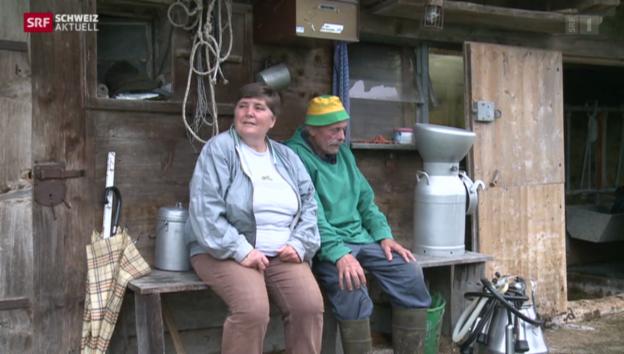 Video «30 Jahre nach Bauer sucht Bäuerin» abspielen