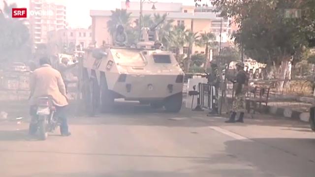 Wird aus Ägypten ein zweiter Irak?