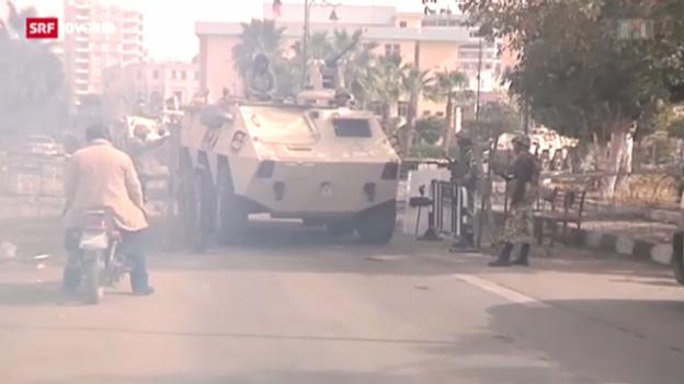 Video «Wird aus Ägypten ein zweiter Irak?» abspielen