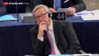 Video «Junckers Investitionspaket» abspielen