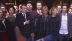 Video «Wahl gewonnen – viel Arbeit steht an» abspielen