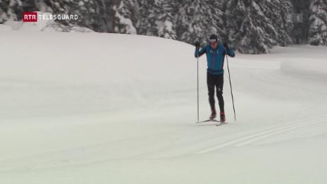 Laschar ir video «Toni Livers – pront per Pyeongchang»