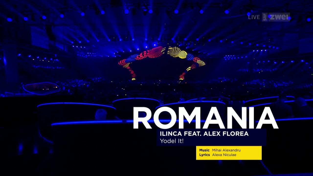 Ilinca ft. Alex Florea: «Yodel It!»