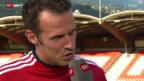 Video «Fussball: Interview mit Marco Streller» abspielen