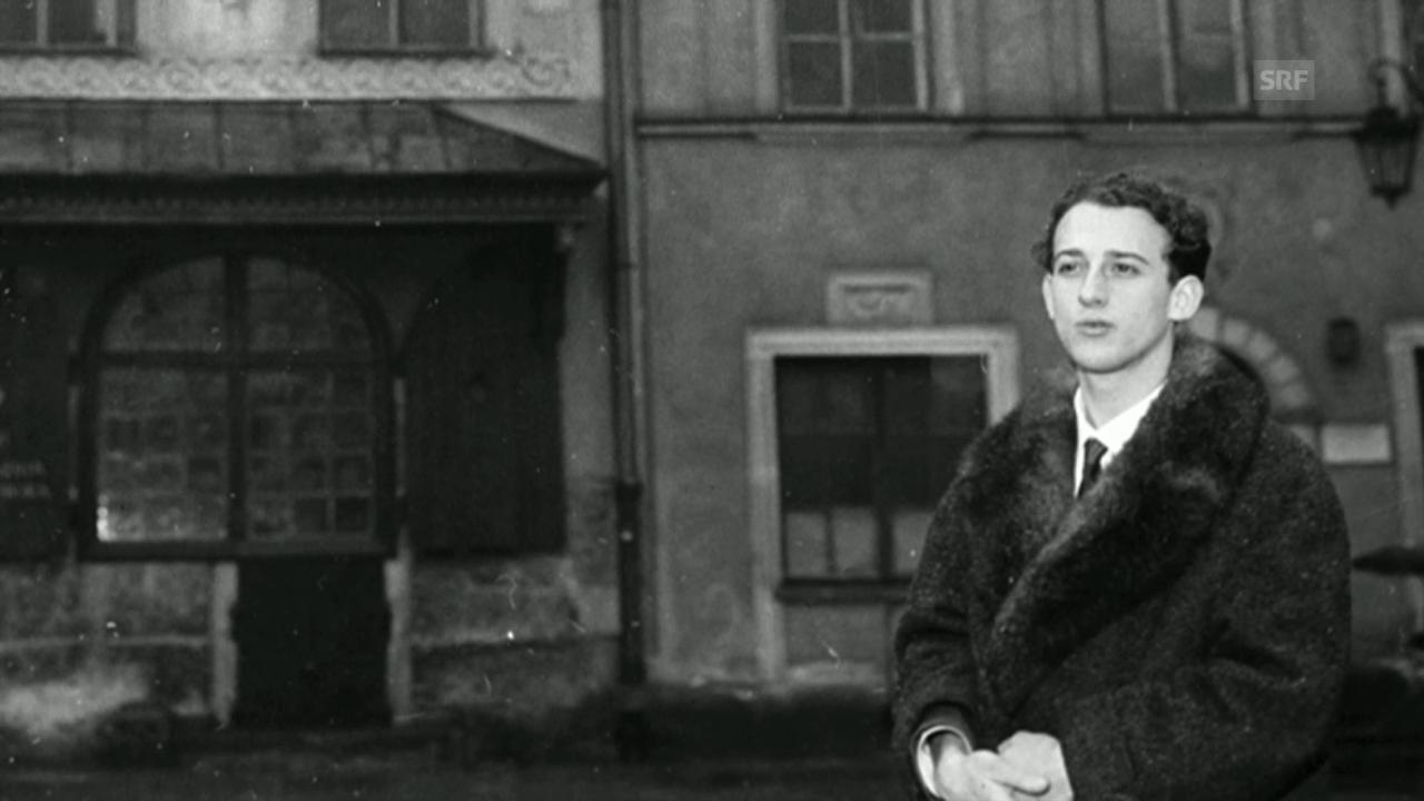 Pollini über Nachwirkungen seines Sieges am Chopin-Wettbewerb