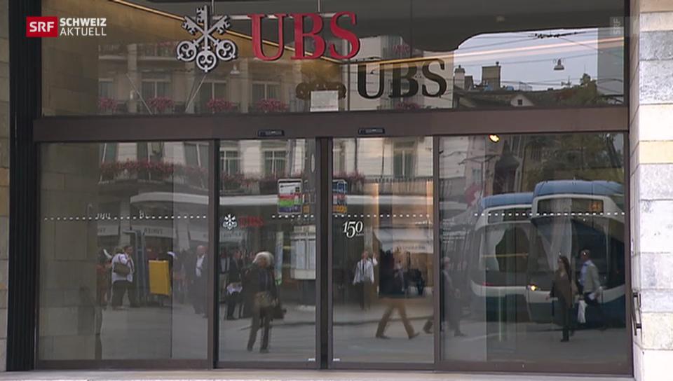 Keine UBS-Steuern für Zürich