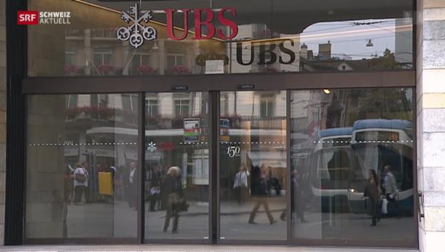 Video «Keine UBS-Steuern für Zürich» abspielen