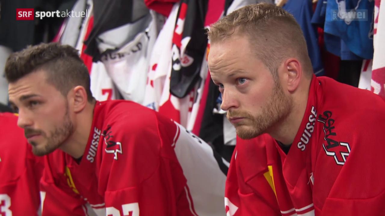 Streethockey: Mit Raphael Melliger an der WM in Zug