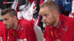 Video «Streethockey: Mit Raphael Melliger an der WM in Zug» abspielen