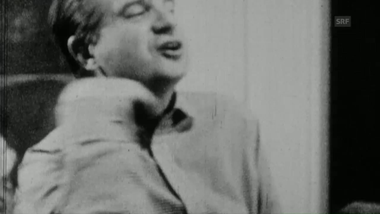 Was fürchtet Francis Bacon? (3.5.1967, Ausschnitt 2)