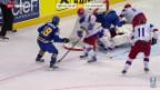 Video «Eishockey: WM-Halbfinal Russland - Schweden» abspielen