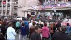 Video «Die Separatisten in der Ost-Ukraine wittern Morgenluft» abspielen