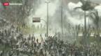 Video «Erneute Proteste in Brasilien» abspielen