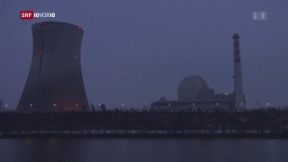 Video «AKW Leibstadt lief mit fehlerhaften Brennstäben» abspielen
