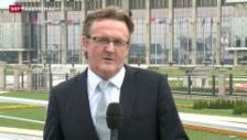 Video «Invasion oder keine Invasion? Einschätzungen von SRF-Korrespondent Christoph Franzen» abspielen