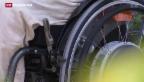 Video «Menschen mit Behinderung leiden unter Hitze» abspielen