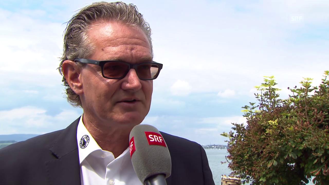 SCB-COO Rolf Bachmann über den neuen CHL-Modus