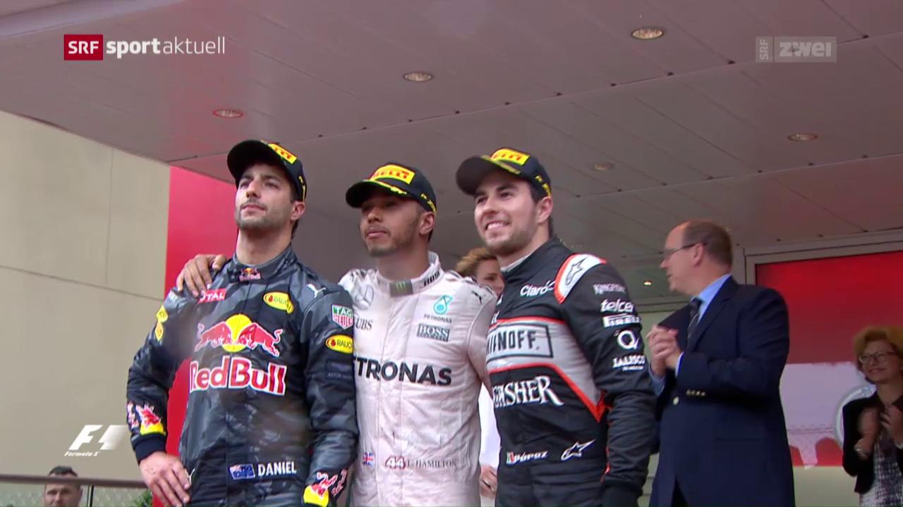 Hamilton feiert 44. GP-Sieg