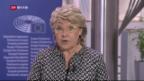 Video «FOKUS: Brexit – Einschätzungen von Viviane Reding» abspielen
