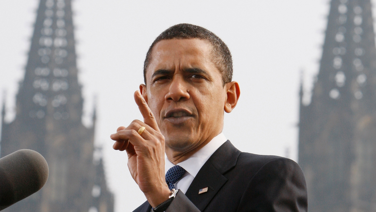 «Crush on Obama» (Obama Girl)