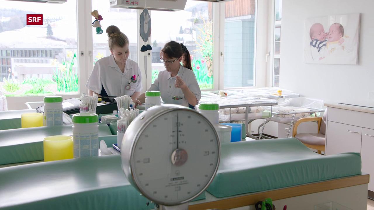 Unsichere Zukunft für das Spital Heiden