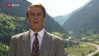 Video «FOKUS: Adolf Ogi als Gotthard-Pionier» abspielen