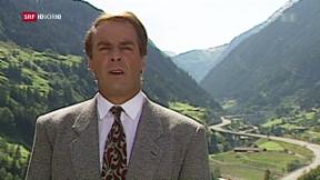 Video « FOKUS: Adolf Ogi als Gotthard-Pionier » abspielen