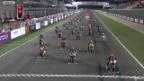 Video «Motorrad: Highlights GP von Katar, Moto2» abspielen