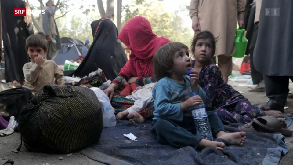 Aus dem Archiv: UN warnen vor humanitärer Katastrophe