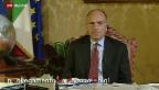 Video «Regierungskrise in Italien» abspielen