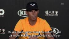 Link öffnet eine Lightbox. Video Nadal: «Habe sehr vieles richtig gemacht» abspielen