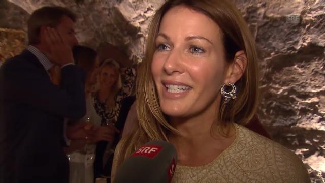 Kirsty Bertarelli über ihre Single und Ronan Keating