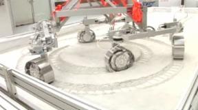 Video «Schweizer Technik auf dem Mars » abspielen