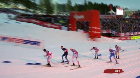 Video «Der Sprint-Final der Männer» abspielen