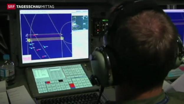Video «Suche nach Flug MH370 gestoppt» abspielen