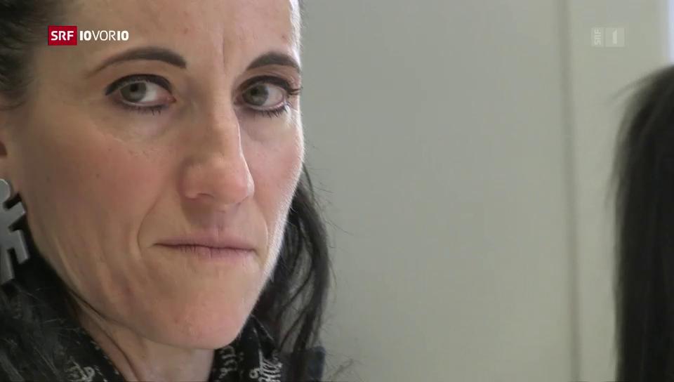 Serie «Die Staatsanwälte» Teil 3 - Katrin Baumgartner