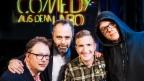 Video «Mit Stefan Büsser, Nico Semsrott und Stefan Heuss» abspielen