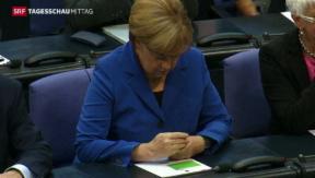 Video «Merkels Handy abgehört?» abspielen
